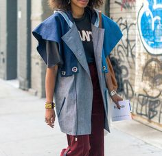 Fashionated V: The Best Street Style from New York Fashion Week S...
