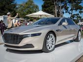 Aston Martin Lagonda Taraf at the Pebble Beach Concours d'Elegance (pictures) - CNET
