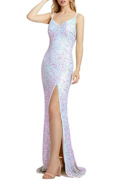 online shopping for Mac Duggal Bustier Sequin Sheath Gown from top store. See new offer for Mac Duggal Bustier Sequin Sheath Gown Prom Dresses, Formal Dresses, Light Up Dresses, Club Dresses, Wedding Dresses, Mac Duggal, Gowns Online, Nordstrom Dresses, Beautiful Dresses