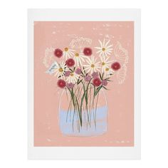 Joy Laforme A Gift for my Love Art Print | DENY Designs Home Accessories