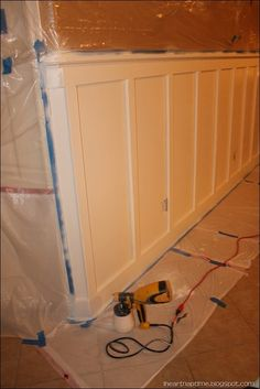 ༺༻  Crown Molding Adds Equity to Your Home Besides Beauty. IrvineHomeBlog.com ༺༻  #Irvine #RealEstate   how too make wainscoting