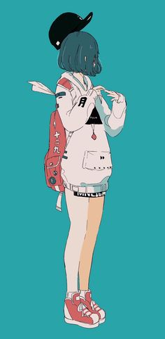 Pin by ♡ barbie stargirl ♡ on ❤ art ❤ desenhos aleatórios, garotos anime, d Art Anime, Anime Art Girl, Anime Girls, Cartoon Kunst, Cartoon Art, Anime Style, Pretty Art, Cute Art, Aesthetic Art