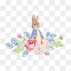 Rabbit Png, Rabbit Clipart, Peter Rabbit Nursery, Peter Rabbit Party, Coelho Peter, Rabbit Shop, Year Of The Rabbit, Beatrix Potter, Baby Quilts