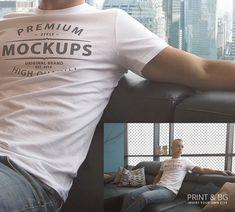 T-shirt PSD Mockup - Free Download #psdmockups #freemockups #presentationmockups #brandingmockup #businesscardmockups #iphone6mockups