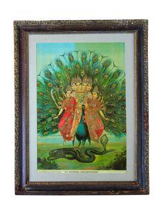 Shree Subramaniaswami - By Raja Ravi Varma