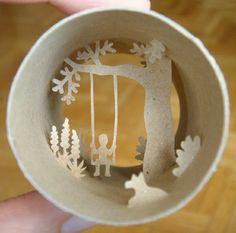 paper craft dirri