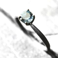 Sterling Silver London Blue Topaz Ring. Starting at $45 on Tophatter.com!