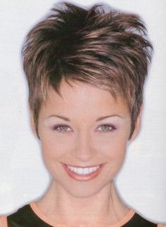 Image detail for -Short hairstyle with longer top hair and super short sides