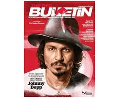 "Johnny Depp is on cover of ""The Red Bulletin"", an Austrian magazine 2011 - johnny-depp Photo Johnny Depp, Red Bulletin, Subscription Gifts, Free Magazines, Free Deals, Free Subscriptions, New York, Book And Magazine, Best Deals Online"