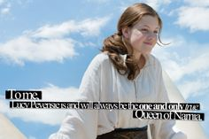 Lucy I think is the only 1 that really missed Narnia until the Voyage of the Dawn Treader