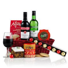 £29.99 - The Merry Christmas Basket is a cornerstone of our festive range and one of our best sellers.