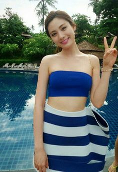 Nana when she was filming a Chinese movie in Thailand #nana #imjinah