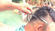Como Cortar cabelo Masculino Passo A Passo