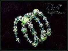 Finding the Best Diamond Bracelet Memory Wire Jewelry, Memory Wire Bracelets, Gemstone Bracelets, Jewelry Bracelets, Jewelery, Jewelry Crafts, Bead Crafts, Jewelry Ideas, Embroidery Bracelets