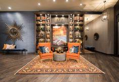 Desert Rose Inn Living Room Lobby 1