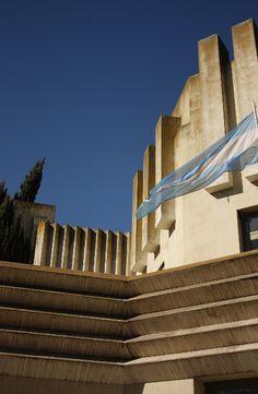 Escuela Normal 1 de Balcarce . Buenos Aires Argentina. foto Gustavo Talon