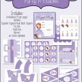 Sofia the First Printable Party Set ~ FREE