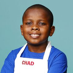 Chad | MasterChef Junior on FOX Masterchef Junior, Master Chef, Season 8, Chefs, Jr, Competition, Challenges, Kids, Young Children