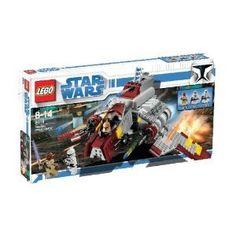 8019 LEGO Star Wars Republic Attack Shuttle http://www.amazon.com/