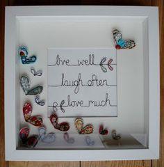 supercutetilly: Live well, laugh often, love much