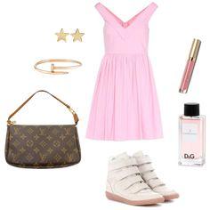 Fashion set pink party