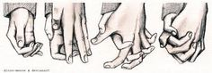 tumblr drawing of hands - Google Search