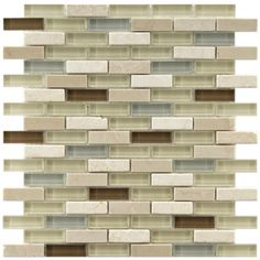 Kitchen Backsplash - uh maybe or maybe Kendra shower and backsplash  just love the tile and i can hang it so....easy