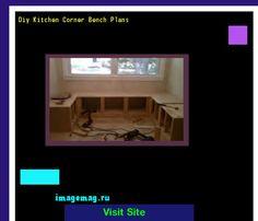Diy Kitchen Corner Bench Plans 165833 - The Best Image Search