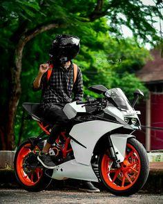 Small Moral Stories, Bike India, Ktm Rc 200, Ktm Duke 200, Bike Pic, Bike Photoshoot, Biker Boys, Cute Boy Photo, Animated Love Images