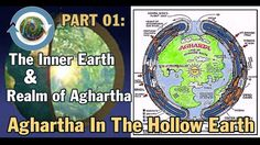 The Inner Earth & Realm of Aghartha: Aghartha In The Hollow Earth - Part 1
