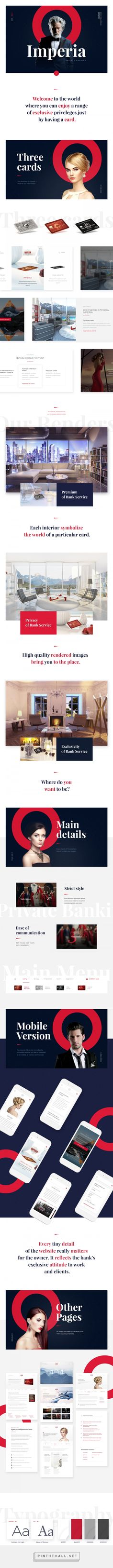 Imperia on Behance... - a grouped images picture - Pin Them All