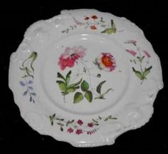 Antique French Faience