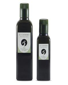 bottiglia olio Il Cassero