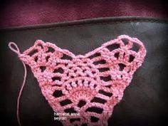 Regata em crochê com Pap - Katia Ribeiro Moda e Decoração Handmade