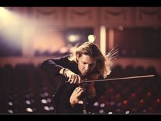 "The prestigious violinist David Garrett performing the Karl Jenkins´s theme ""Palladio"" at his Tour ""Music"" across Europe (2012). No copyright infringement in..."