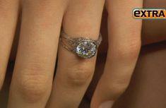 behati prinsloo engagement ring?