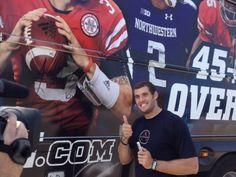 T. Martinez, Quarterback, Nebraska.