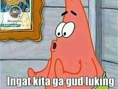 Patrick Star Funny, Patrick Meme, Spongebob Patrick, Iphone Wallpaper Nasa, Galaxy Wallpaper, Cute Jokes, Funny Picture Jokes, Jokes Quotes, Memes