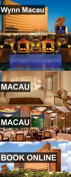 Hotel Wynn Macau in Macau, Macau. For more information, photos, reviews and best prices please follow the link. #Macau #Macau #WynnMacau #hotel #travel #vacation