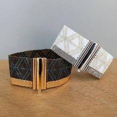 Klassieke collectie Miyuki kralen peyote armband
