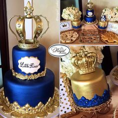 Royal Gold Cakes