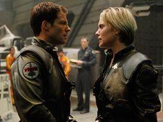 Battlestar Galactica (2003 tv miniseries, 2004–2009 tv series)