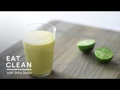 Tangy Tahini And Mango Smoothie – Eat Clean With Shira Bocar