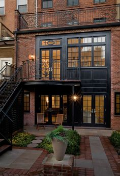 Black Trims – The House that A-M Built