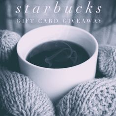 $200 Starbucks Gift Card Giveaway! (Ends January 11th) | PrettyThrifty.com