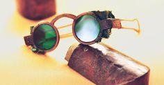 - Óculos de sol - A sua história (quando, onde e porque foram inventados).