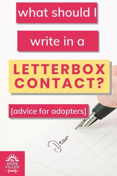 What should I write in a letterbox contact? Making contact with birth parents after adoption isn't easy. This post contains adoption letterbox contact rules, etiquette for contacting birth siblings and other helpful advice. Priorities List, Adoptive Parents, Just Give Up, Adopting A Child, Etiquette, My Children, Siblings, Parenting Hacks, Birth