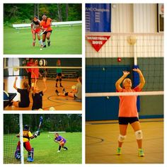"""Behind the athlete, the hours of practice, and the coaches who have pushed you... Is a little girl who fell in love with the game and never looked back"" -Mia Hamm. #sportyscotties #preseason #SMS #volleyball #fieldhockey #studentathletes"