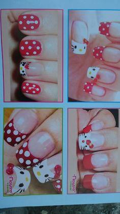 Diseño de uñas facil de hacer
