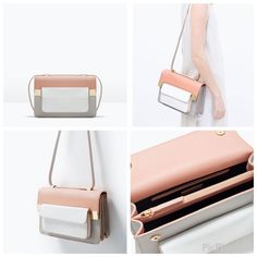 Multi-Color Handbags and Purses for Women Clutch Bags, Leather Bags, Casual Chic, Messenger Bag, Clutches, Backpacks, Women's Fashion, Handbags, Purses